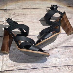 MIA block sandal heels